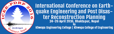 International Conference on Earthquake Engineering and Post Disaster Reconstruction Planning